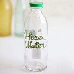 Fancy - Hose Water Water Bottle
