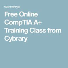 Free Resume 2018 » online it certification training | Free Resume