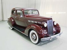 1937 PACKARD 120C TOURING COUPE