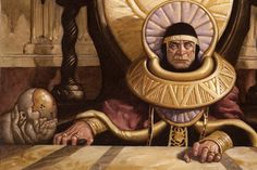 High Priest of Penance from 'Gatecrash' revealed http://www.examiner.com/article/high-priest-of-penance-from-gatecrash-revealed #mtg