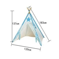 Diy Teepee, Kids Teepee Tent, Childrens Teepee, Teepees, Sewing For Kids, Baby Sewing, Diy For Kids, Baby Crafts, Diy And Crafts