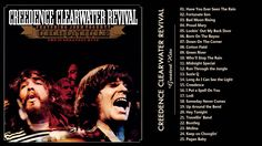 Creedence Clearwater Revival : Greatest Hits - Top 30 Biggest Songs of CCR
