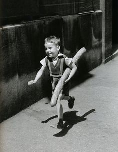 Willy Ronis. The little Parisian. Paris, 1952  http://semioticapocalypse.tumblr.com