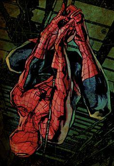 Spider-Man Spiderman Anime, Spiderman Black Cat, Amazing Spiderman, Spectacular Spider Man, Spideypool, Marvel Wallpaper, Geek Art, Marvel Art, Marvel Characters
