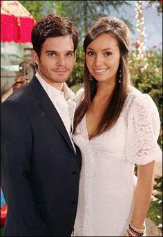 Kevin (greg Rikaart)  Jana One of my favorite soap weddings!