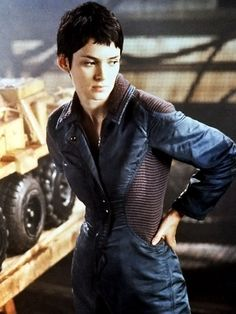 Annalee Call (Winona Ryder) from Alien Resurrection