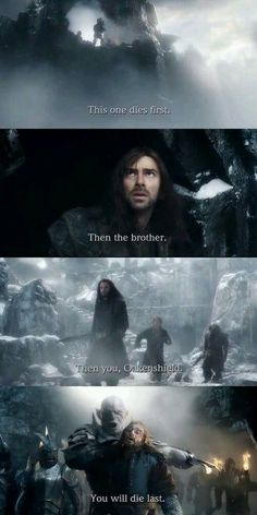 They didn't deserve! Kili was to good for that world. None of them deserved it!