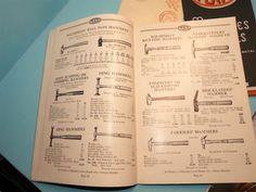 Three-Pexto-Peck-Stow-Wilcox-advertising-items-and-trade-catalog