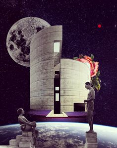 """TRASH RIOT — """"Home is were the heart is"""" (space)"""