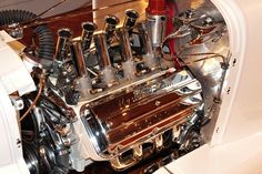 1959 Ala Kart Show Rod 241 CID Dodge Hemi V8 Maintenance/restoration of old/vintage vehicles: the material for new cogs/casters/gears/pads could be cast polyamide which I (Cast polyamide) can produce. My contact: tatjana.alic@windowslive.com