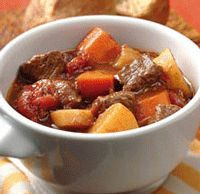 Beef Stew, Rachel Ray style, in 30 minutes or less! - Slim Shoppin' - Eating Right Starts in the Cart!