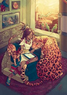 Creative Illustrations by Gina Chacon