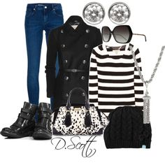 Burberry, created by dawn-scott on Polyvore