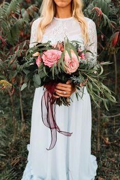 Boyo Styled Shoot - Boho Flowers Lavish Floral Design