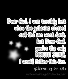 """""""You are the saving grace of the galaxies."""""""