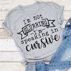 Vinyl Shirts, Mom Shirts, Cute Shirts, T Shirts For Women, Funny Shirts Women, Rodeo Shirts, Simple Shirts, Teacher Shirts, Looks Style