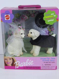 Barbie Posh Pets Dog And Puppy