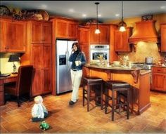 Experience the hand made Quality of Amish Kitchens and Cabinets for a nice and cozy kitchen Amish Furniture, Country Furniture, Cabinet Furniture, Kitchen Furniture, Furniture Making, Home Furniture, Furniture Sets, Refacing Kitchen Cabinets, Wooden Cabinets
