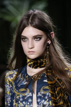 Vogue.com | Ready To Wear 2016 Fall Roberto Cavalli Collection