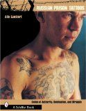 A must for any collector of Russian Tattoo history! This book by author Alix Lambert goes deep into the the Russian prisons to bring you stories, tattoos & a little closer looks into this menacing world. Russian Prison Tattoos, Russian Criminal Tattoo, Russian Tattoo, Jail Tattoos, Crazy Tattoos, Tattoo Mafia, Prison Inmates, History Tattoos, Life Of Crime