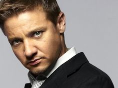 Jeremy Renner # 2 (because he deserves to be represented twice).