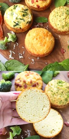 Keto Bread Recipe – Four Ways – quick and simple way to make low carb, individual keto bread rolls, in ramekins and just a few healthy ingredients. keto recipes The Best Keto Bread Ketogenic Recipes, Diet Recipes, Cooking Recipes, Healthy Recipes, Snacks Recipes, Banting Recipes, Best Low Carb Recipes, Quick Recipes, Cheese Recipes