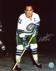 Bobby Baun, California Seals. (NHL ⭕️riginal_6️⃣ (@NHL_ORIGINAL_6) | Twitter) Hockey Games, Ice Hockey, Wayne Gretzky, Good Old Times, Broken Leg, Vancouver Canucks, Hockey Players, The Originals, Seals