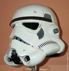 TE ANH 'Set For Stun' Stormtrooper helmet