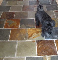Chinese Sunrise Slate Tiles – Bellstone — Bellstone