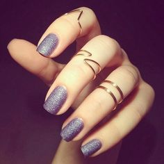 Amazing Trendy Nail Designs 2014