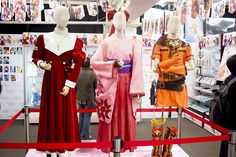 Sakura Taisen Museum 2 event going on in Akihabara at the Gamers store.  Check out our photo gallery on our site for 47 pictures of it!