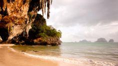 Railay Beach  ..  Krabi, Thailand