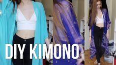 DIY || Kimono Tutorial ☼