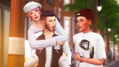 uhhhh — Townie Makeover Dump: Part two of my townie. Sims 4 Couple Poses, Couple Posing, Couple Shoot, Sibling Poses, Newborn Poses, Sims 4 Stories, Best Friend Poses, Sims 4 Children, Family Posing