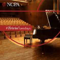 Did you know that Teaching & Research Block is the first building of NCPA and now houses the 114-seat Little Theatre?