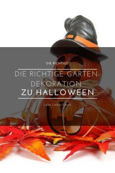 Die richtige Garten-Dekoration zu Halloween Halloween Decorations, Horror, Outdoor, Seasons, Movie Posters, Facebook, Diy Garden Decor, Creepy, Home And Garden