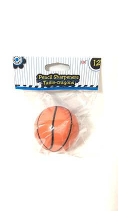 Basketball Pencil Sharpener -- Awesome products selected by Anna Churchill