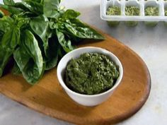 Basil Pesto Recipe | Cooking | How To | Martha Stewart Recipes