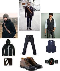 What to wear with: BedStu Stand Boot ( Men's edition)