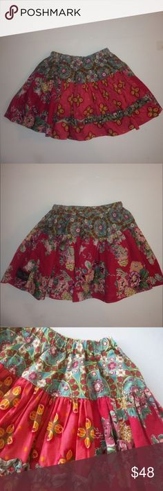 Matilda Jane Sparkletown Holiday Holly Molly Sz 6 Happy to consider offers. Matilda Jane Holly Molly Skirt from the Holiday Sparkletown Collection. Brand new with tags. Perfect for Holiday season. Smoke-free as well as pet-free home. Happy to post additional pictures upon request. Size 6. Matilda Jane  Bottoms Skirts