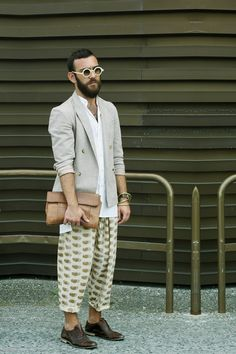 Piergiorgio Meschini by male ® | Florence, It. | June 2013 Pitti UOMO 84 by Pitti Immagine