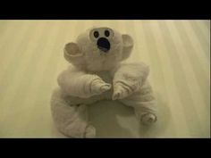 Making Animals With Towels - 6 Different - YouTube