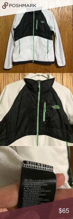 The North Face Light Fleece Jacket NWOT New jacket, never been worn. Great condition, just a little too big for me. The North Face Jackets & Coats
