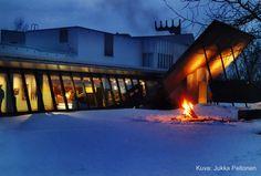 Metsästysmuseo, Tehtaankatu 23 A, Riihimäki. Kuva: Jukka Peltonen