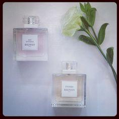 balmain ivoire & eau d'Ivoire perfume