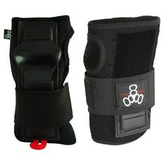 Triple 8 Roller Derby Wrist Brace - Roller Derby Skate Wrist Guards by Triple Eight. $30.00. Triple Eight Roller Derby Wristsavers - Triple 8 Skate Protective Gear for Roller Derby Skating & Skateboard Protection - Designed & tested by derby girls, for derby girls, these wristguards come with uncompromising protection so you can get your game on. You asked, we delivered. Triple Eight's newest wristguard was designed with a wider palm splint and snug fit body to withsta...