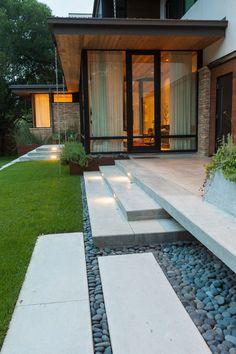 Concrete Terraces