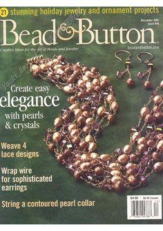 46 - Bead & Button December 2001 - articolehandmade.book - Picasa Web Albums