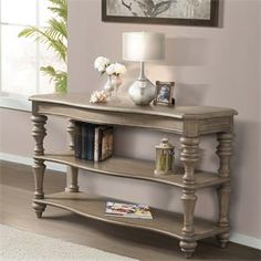 Corinne Console Table I Riverside Furniture