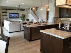 GL Model kitchen in Delray